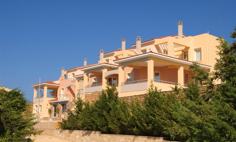 volissos holiday homes